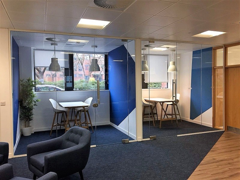 Glass Partitions in Reading