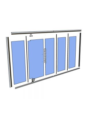 Glass Partition Kit Parts
