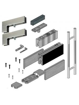 Transom Door Hardware Kit