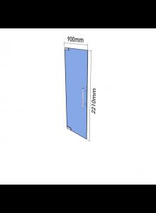 10mm Glass Door