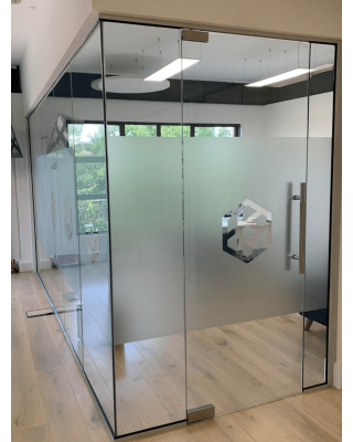 Glass Partitions Fitted in Warwickshire