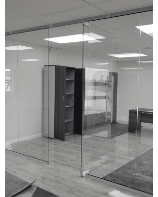 Glass Partitions Fitted in Lincolnshire