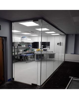Glass Partitions Merseyside