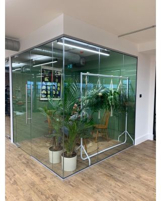 Glass Partitions Fitted in Worcestershire
