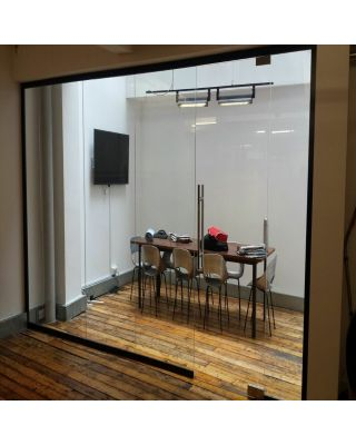 Glass Partitions Staffordshire