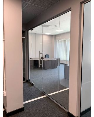 Glass Partitions Fitted in Surrey