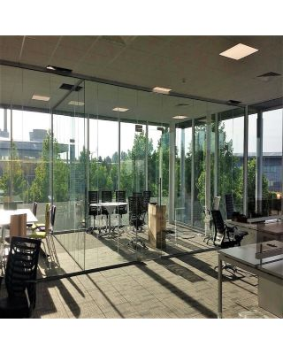 Glass Partitions Warwickshire-