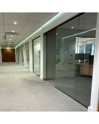Glass Partitions West Sussex