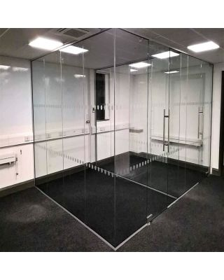 Glass Partitions Wiltshire-