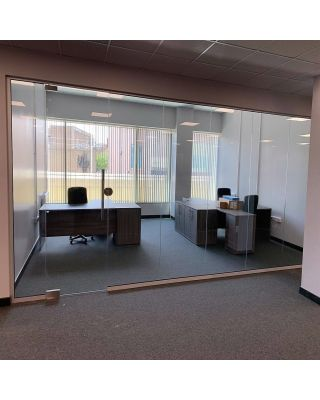 Worcestershire Glass Partitions