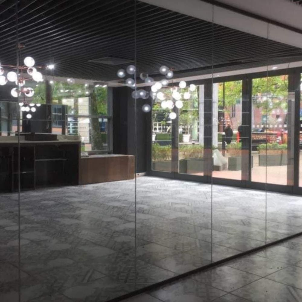 Glass Partitions Installed in Kent