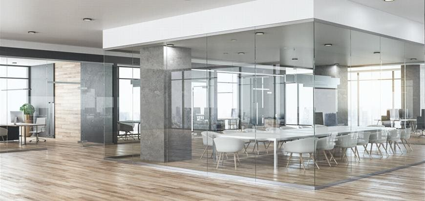 Glass Partition Kits