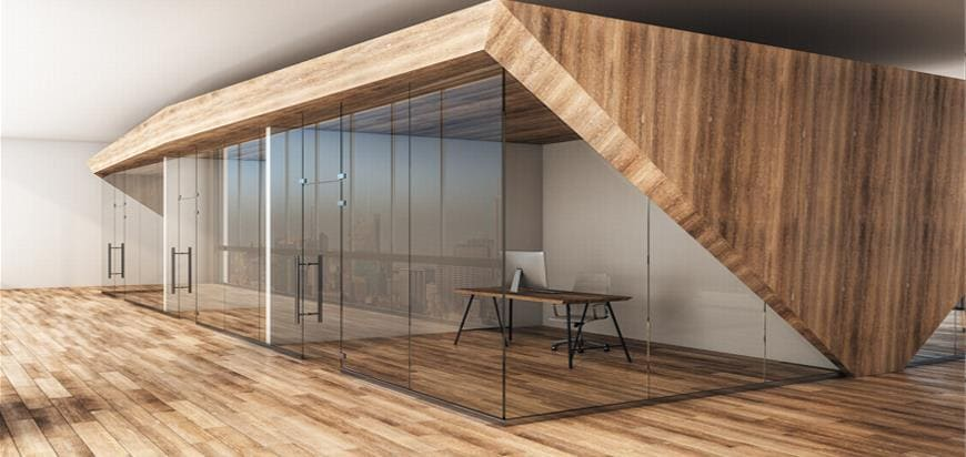 Glass Partition Materials