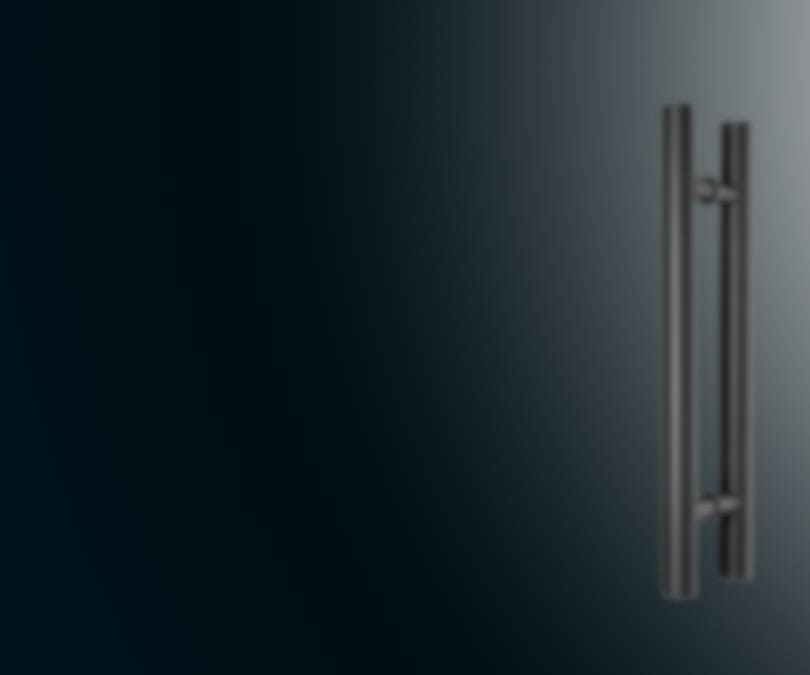 Glass Partition Handles