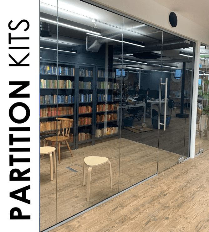 Glas Partition Kit